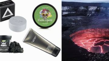 Pył wulkaniczny w kosmetyce: zastosowanie i działanie