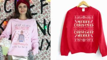 Świąteczne swetry Stranger Things – przypomnij sobie Święta z dzieciństwa!