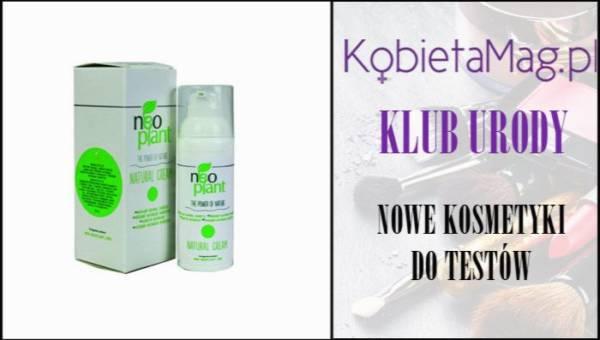 Klub Urody KobietaMag.pl: Testuj z nami Neoplant, Naturalny krem do twarzy