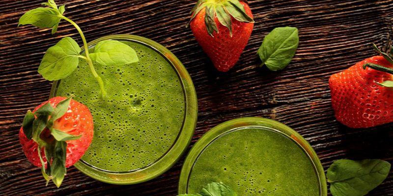 Zdrowe napoje energetyczne na dobry poranek