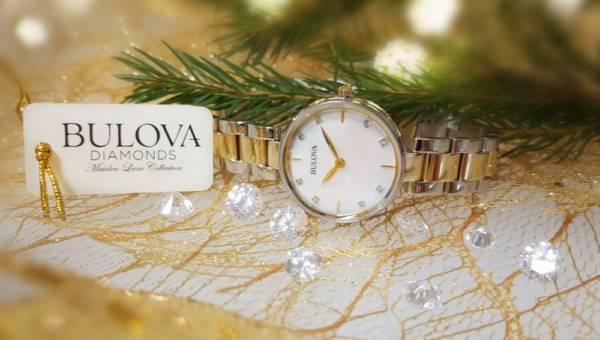 Zegarek dla niej na święta