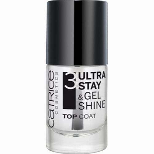 Catrice, Ultra stay & Gel Shine Top Coat