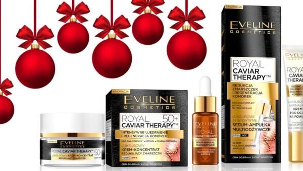 Kosmetyki Royal Caviar Therapy – redukują nawet głębokie zmarszczki!