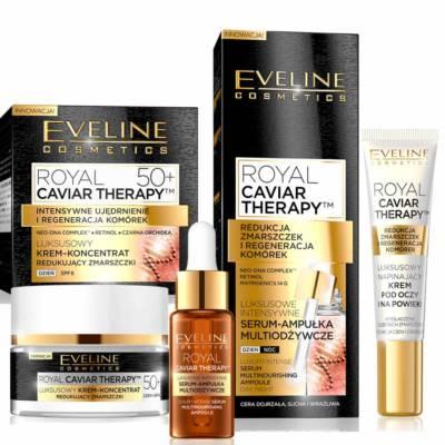 Luksusowy Zestaw Royal Caviar Therapy