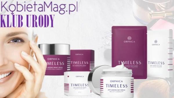 Klub Urody KobietaMag.pl: Sprawdź, kto będzie testował zestaw kosmetyków anti-ageing TIMELESS