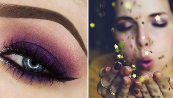Makijaż na sylwestra 2017/2018: trendy
