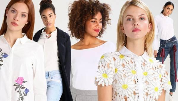 Shoppingowy przegląd: Biała koszula – idealny wybór na Święta. Propozycje do 120 zł