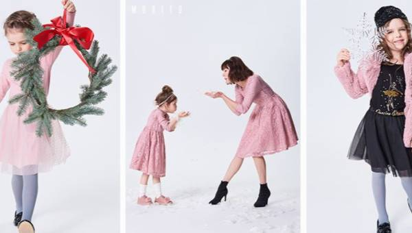 Kolekcja MOHITO Little Princess Christmas Time