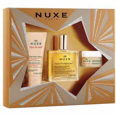 Christmas Box Set NUXE Bestsellers