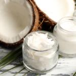 Olej kokosowy do peelingu