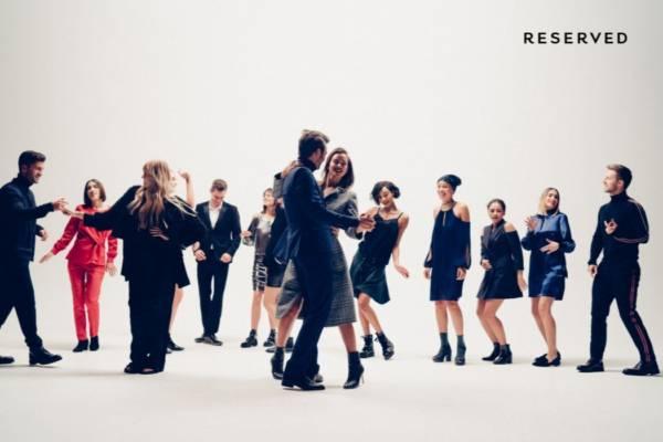 Irina Shayk w kampanii Reserved