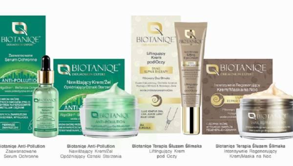 Nowość! Odmładzające kosmetyki od Biotaniqe