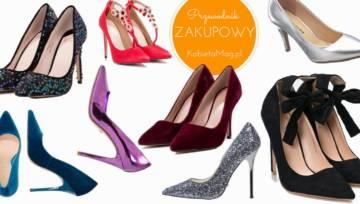 Przewodnik zakupowy: buty na studniówkę 2018!