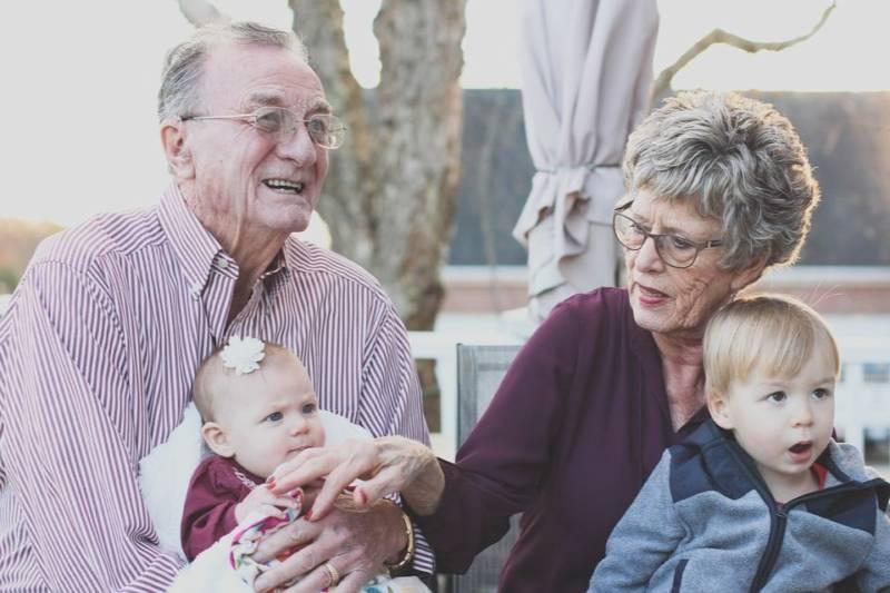 prezenty DIY na Dzień Babci i Dziadka