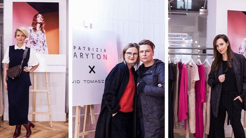 Patrizia Aryton x Dawid Tomaszewski vol. 2: Wiosna/Lato 2018