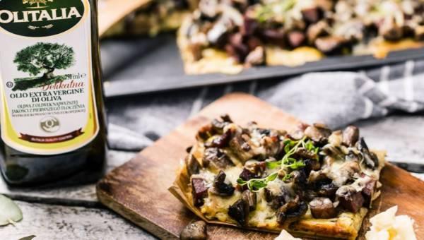 Pizza ziemniaczana – na co dzień lub na karnawałowe przyjęcie