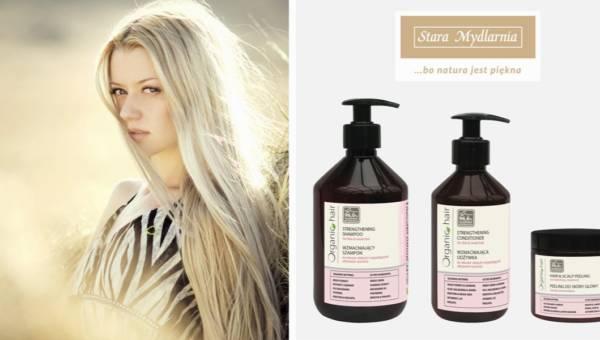 Organic Hair – kuracja przeciw wypadaniu włosów od Starej Mydlarni