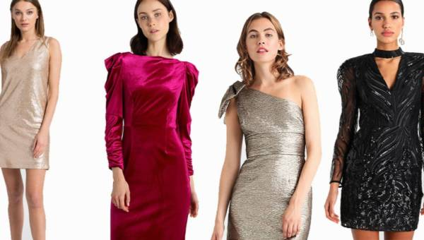 Wieczorowe sukienki w stylu lat 80-tych – trochę blasku w karnawale
