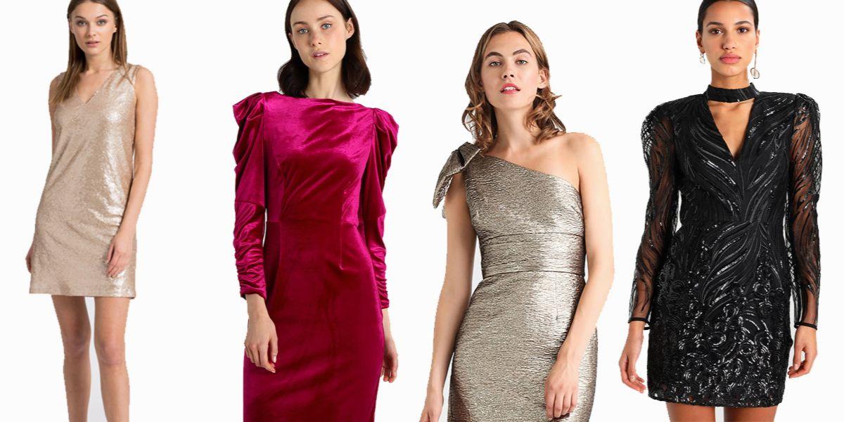 5ae2975785 Wieczorowe sukienki w stylu lat 80-tych - KobietaMag.pl
