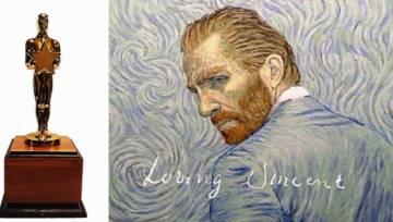 """""""Twój Vincent"""" nominowany do Oscara! Czy polski film ma szanse?"""