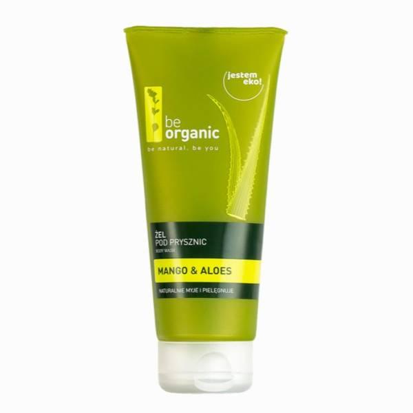 żel pod prysznic Be Organic