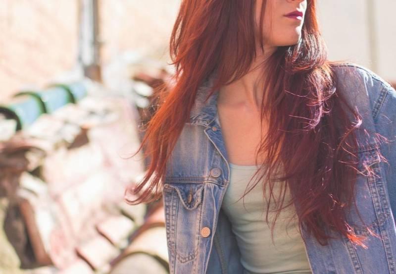 Rude włosy – dla kogo?