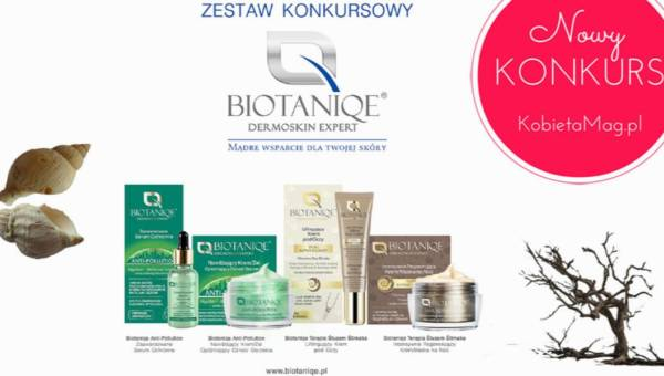 """Konkurs z kosmetykami Biotaniqe: """"Idealny krem dla mojej cery""""!"""