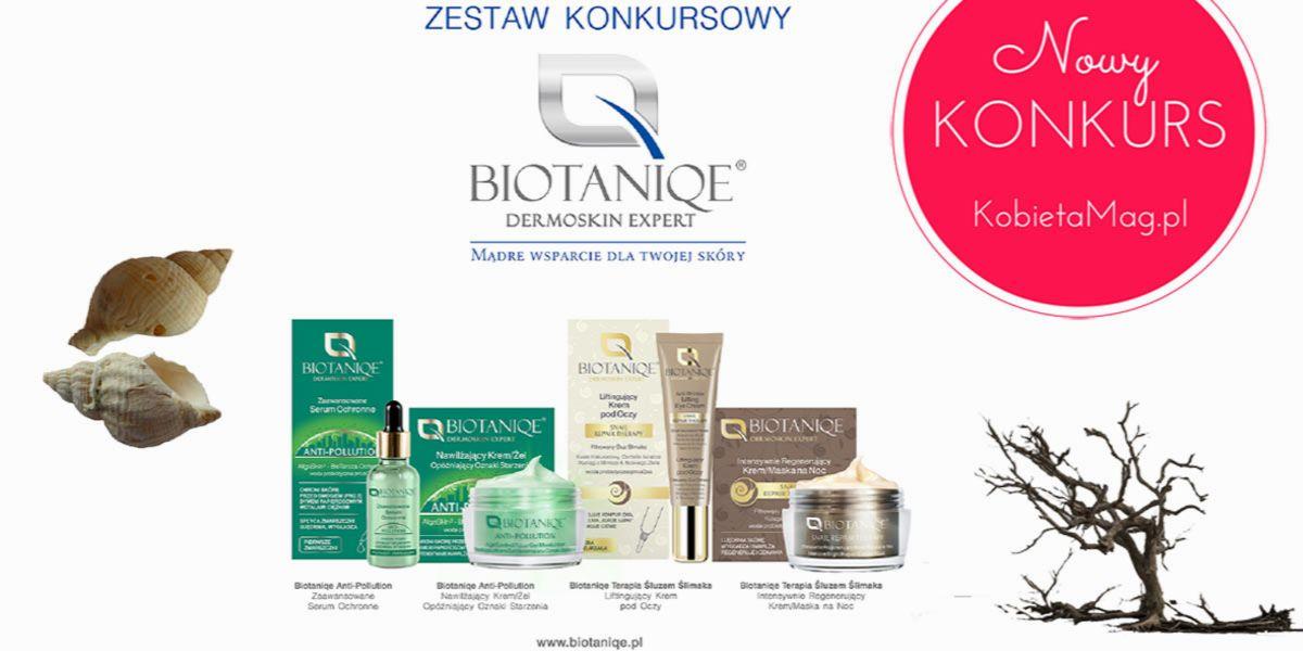 konkurs z kosmetykami biotanique