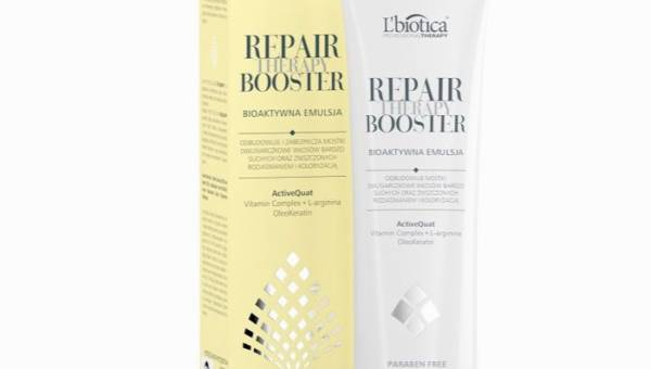 L'biotica, Professional Therapy, bioaktywna emulsja Repair Therapy Booster