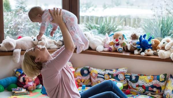 Linia Little Champion – Otylia Jędrzejczak stworzyła kolekcję ubranek dla dzieci!