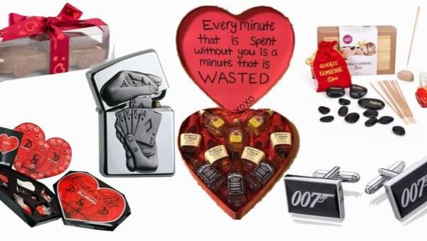 Oryginalne prezenty na Walentynki dla chłopaka!
