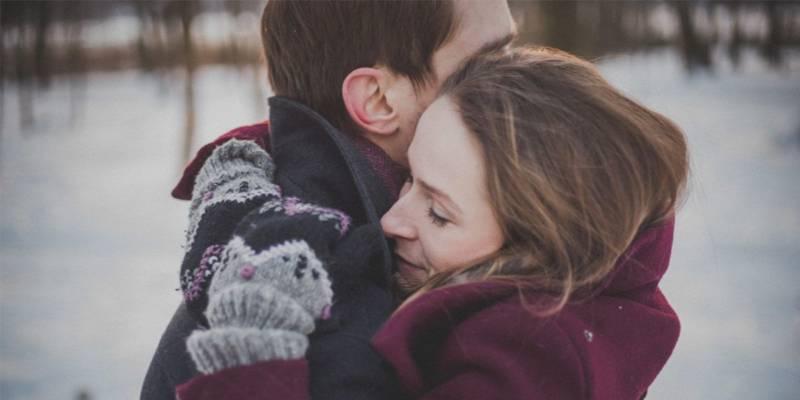 Przytulanie w związku