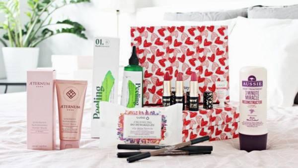 Nowe pudełko beGlossy Sweet Love – z miłości do kosmetyków