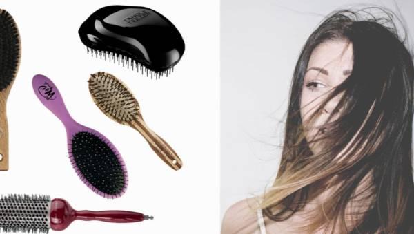 Najlepsze szczotki do włosów: Top 5