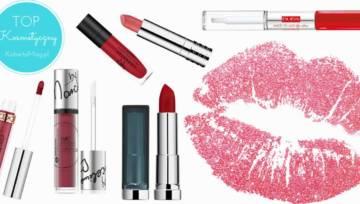 Top kosmetyczny: najbardziej trwałe pomadki – idealne na Walentynki!