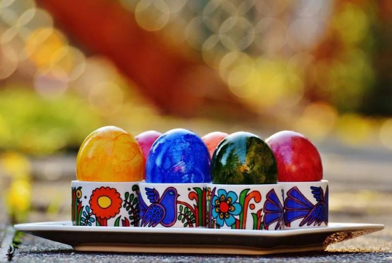 wielkanocne pisanki, kraszanki i inne dekoracje jajek