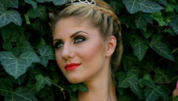 Makijaż księżniczki- instagramowy trend w malowaniu oka, doskonały na chwile tryumfu!