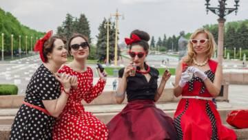 Spódnica w groszki – hit na wiosnę i lato 2018