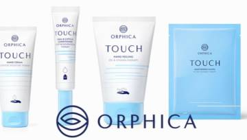 Te produkty pomogą Twoim dłoniom na wiosnę. Wypróbuj kosmetyki TOUCH marki ORPHICA!