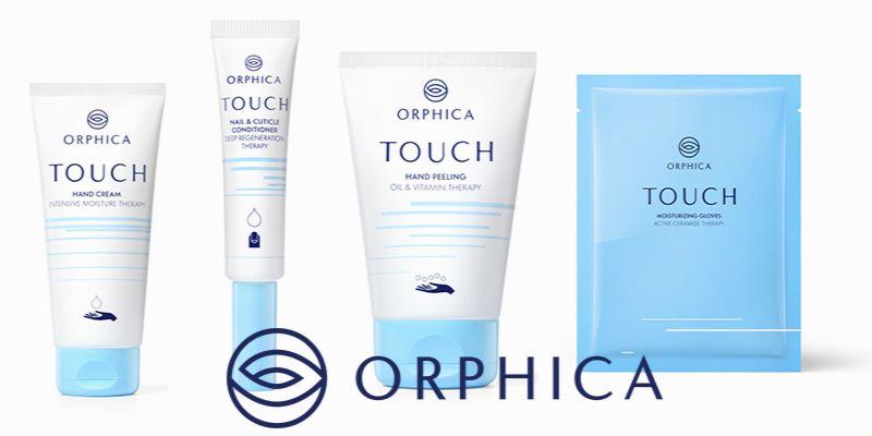 Kosmetyki TOUCH marki ORPHICA