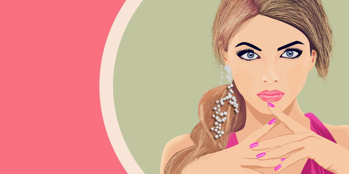 Makijaż Do Różowej Sukienki Krok Po Kroku Kobietamagpl