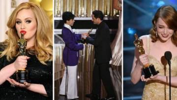 Oscarowe piosenki. Nominacje 2018 i nagrodzone kultowe przeboje