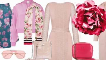 Róż i już! Zobacz 4 stylizacje w odcieniach różu na wiosnę 2018
