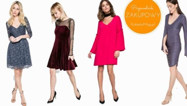 Przewodnik zakupowy: najładniejsze sukienki na wesele 2018