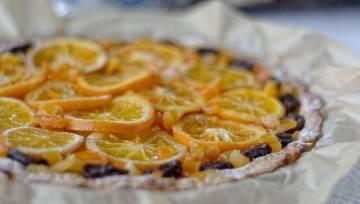 Mazurek wielkanocny pomarańczowo – migdałowy +7 innych propozycji