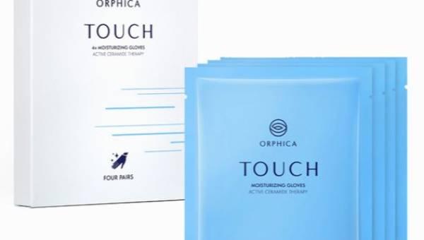 Orphica, Rękawiczki nawilżające TOUCH do dłoni (zestaw)