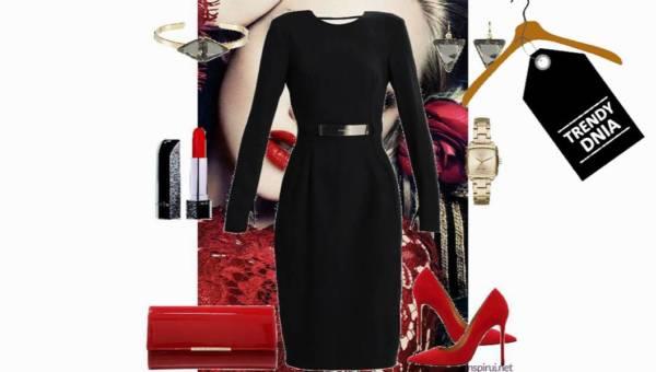 Kobieca elegancja na piątkowy wieczór