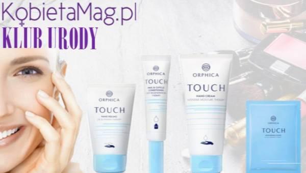 Klub Urody KobietaMag.pl: Sprawdź, kto będzie testował kosmetyki do rąk TOUCH marki ORPHICA!
