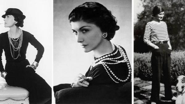 5 zasad dobrego stylu według Coco Chanel