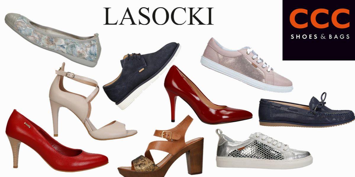 buty Lasocki na wiosnę 2018